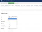 Плагин - Удобный селект с поиском для админки JoomShopping